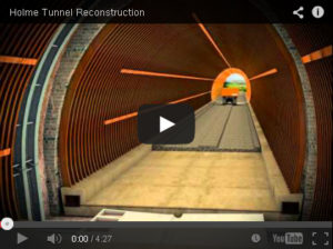 Holme Tunnel Reconstruction Video