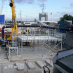 ECS delivers access steelwork to support massive upgrades to London treatment works