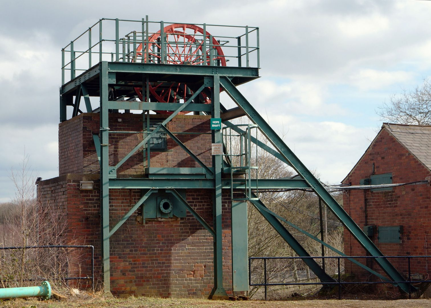 ecs borehole pump services   national coal mining museum ecs engineering services