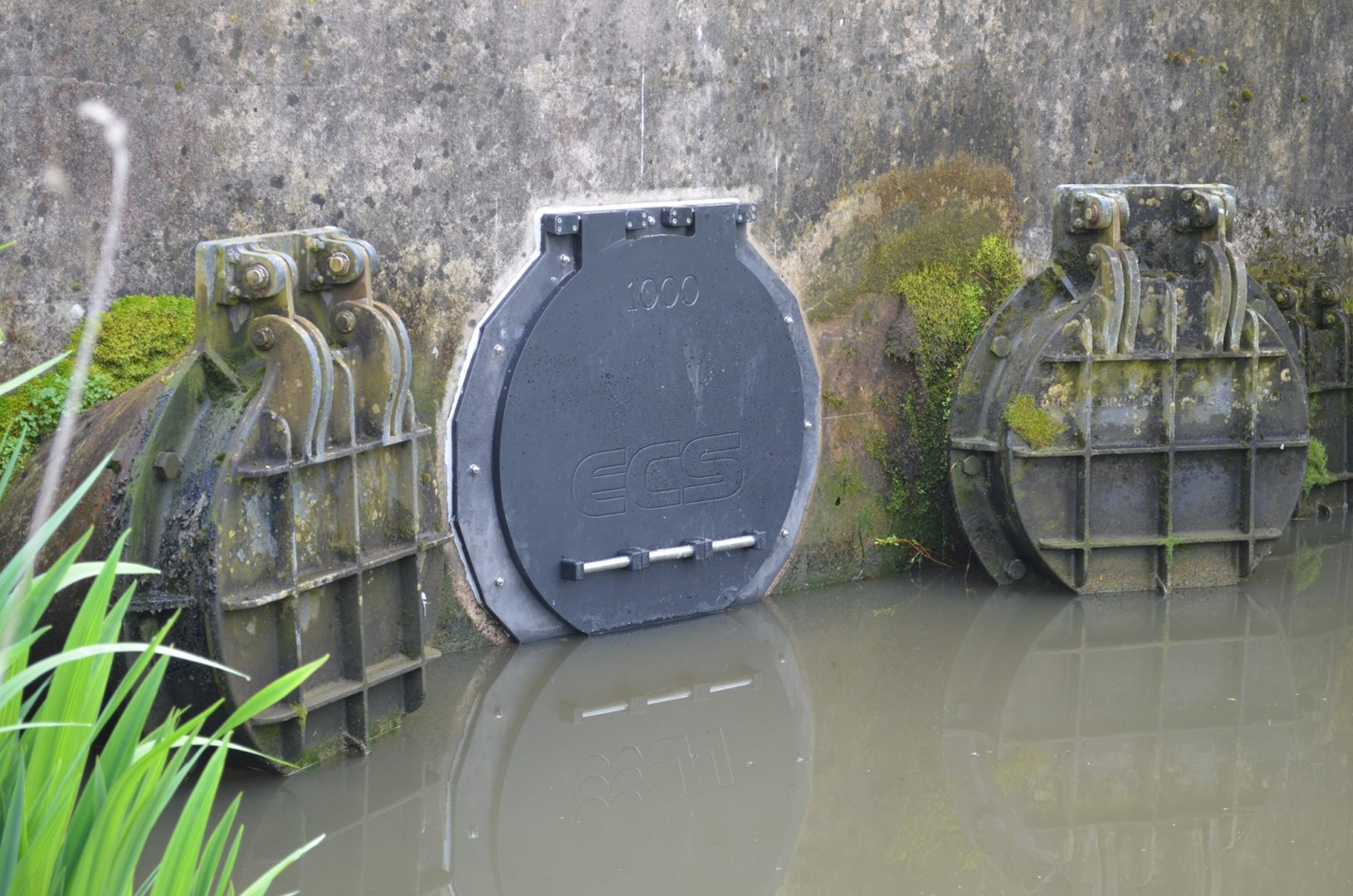 New Hdpe Flap Valve Cuts Energy Consumption For Welsh