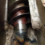 ECS completes full refurbishment of Archimedes screw pump for Scottish Water