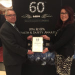 ECS receives RoSPA Gold for 8th year running