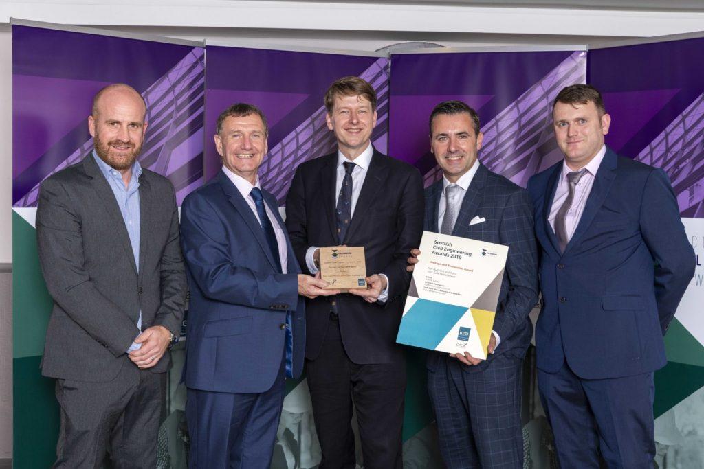 ECSDMA417_Scottish Civil Engineering Awards_Pic1