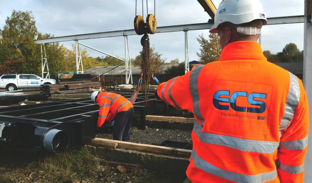 A key provider of engineering solutions to the water and construction sectors in the UK, ECS will continue to offer in-house manufacturing and fabrication services.